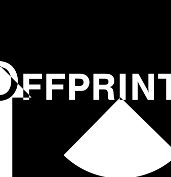 This weekend Offprint Paris !